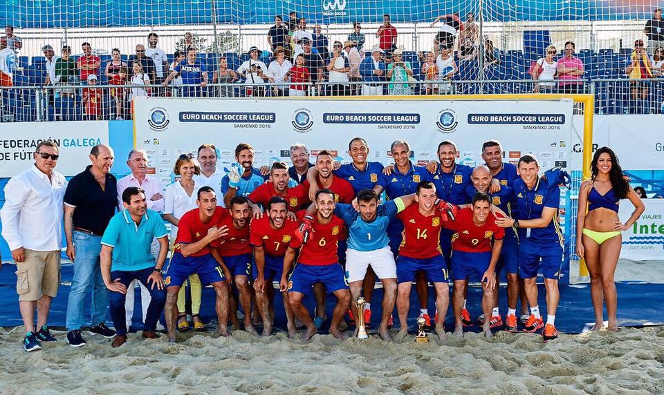 España en Sanxenxo